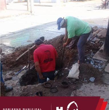 Sapam de Huixtla trabaja con el fin de mejorar el servicio