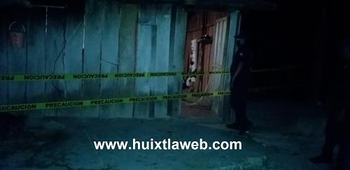Por decepción amorosa se ahorca en su domicilio en Acacoyagua