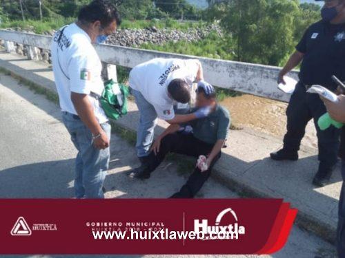 PC de Huixtla mantiene atención a la población