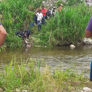Localizan a una persona ahogada río de Mapastepec