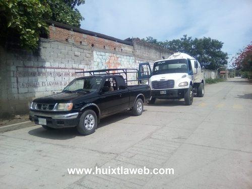 Z Gas causa daños en Mazatán