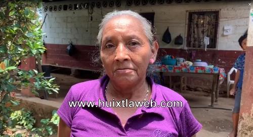 Familias vulnerables de Huixtla reciben este apoyo