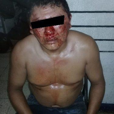 En Villa Comaltitlán intentan linchar a sujeto qué violo a menor