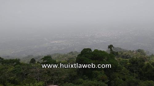 Alarma por nube de polvo en la costa y sierra