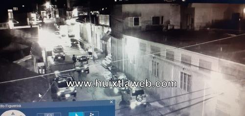 Cantonero es detenido en Huixtla