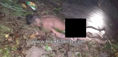Localizan a una persona sin vida en el río en Acapetahua