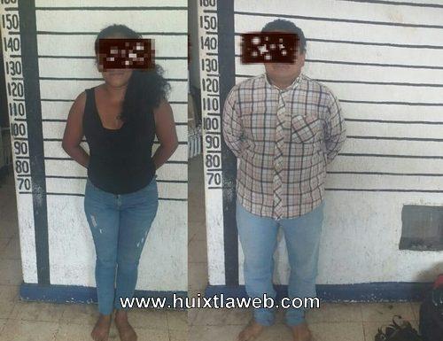 Detienen a presuntos secuestradores en Villa Comaltitlán