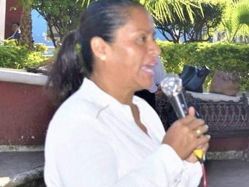Este lunes comparece en el congreso local alcaldesa de Huehuetán