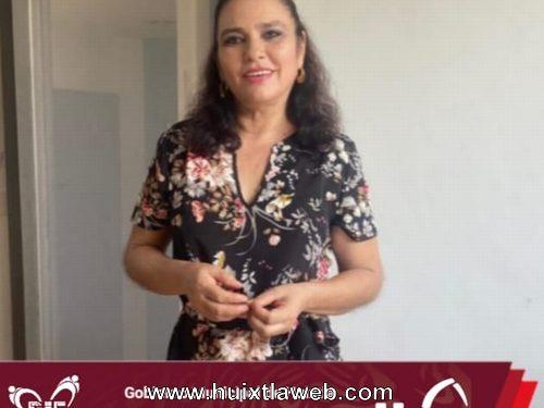 Actividades del DIF municipal en el marco de la semana de lactancia materna en Huixtla