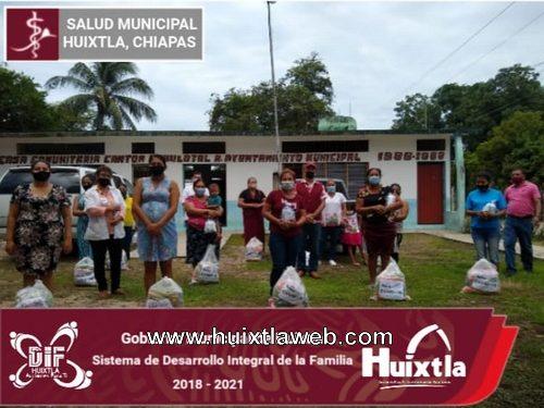 Gobierno y realizan taller de lactancia materna en cantón Cahulotal