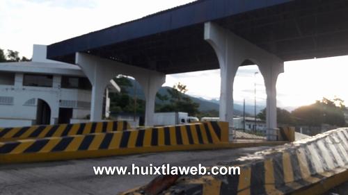 Caseta de la muerte, carretera Huixtla villa Comaltitlán