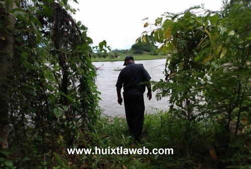 Continúa la búsqueda de menor desaparecido en Tuzantán