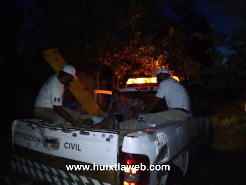 Sujeto lesiona a machetazos a su suegra, esposa y cuñada en Mazatán