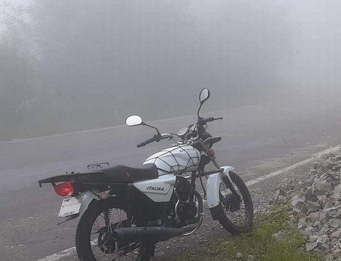 Roban motocicleta en Tuzantán