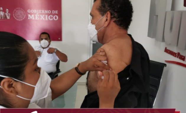 Se pone en marcha campaña de vacunación contra la influenza