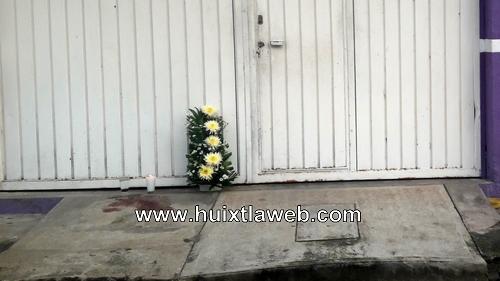 En la puerta de su casa asesinan a abogado Huixtleco