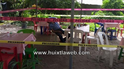 Tapachulteco muere de forma repentina cuando desayunaba en Tuzantán