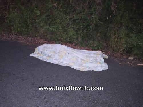 En Tuzantán encuentran a persona muerta