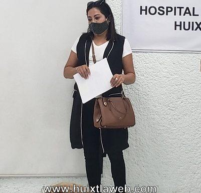 Cambian al administrador del Hospital de Huixtla