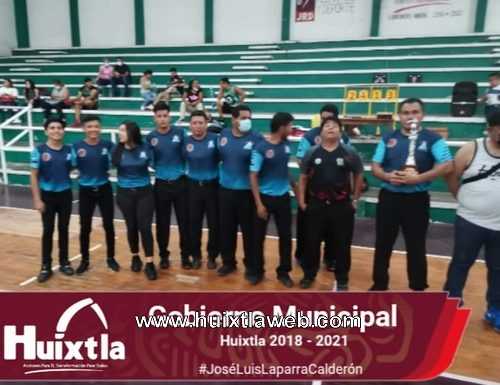 Se inauguró el torneo 2021 de la liga municipal de basquetbol