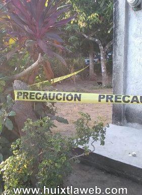 Ex convicto es ejecutado de tres balazos en Acapetahua