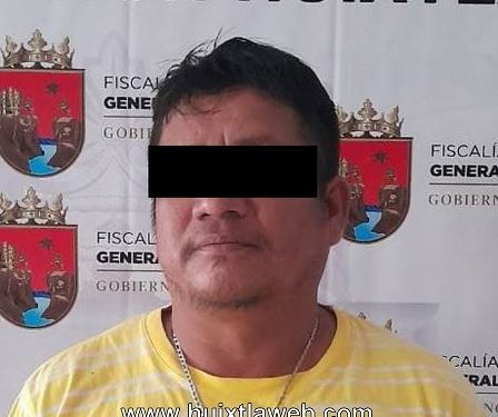 Huixtleco es detenido por violación agravada