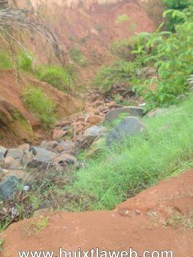 Urge desazolvar ríos en Villa Comaltitlán
