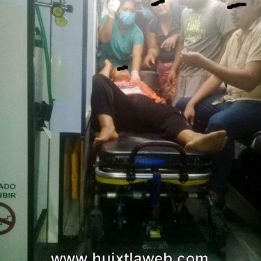Mujer es baleada por desconocidos en villa Comaltitlán