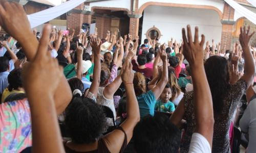 Ayuntamiento de Huixtla, juez y parte en la reconstrucción del sismo