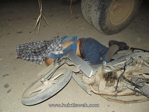 Zafra del ingenio Huixtla cobra otra vida, Productor cañero muere aplastado por carreta