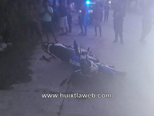 Empleado refresquero es baleado en asalto en Escuintla