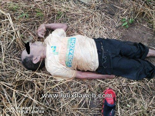 Encuentran muerto a guatemalteco en Acacoyagua