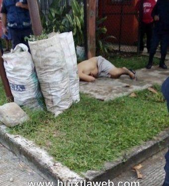 Otro ejecutado en Acacoyagua