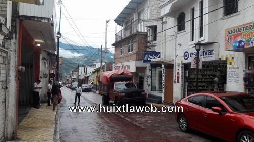 Huixtleco es detenido robando ropa en Motozintla