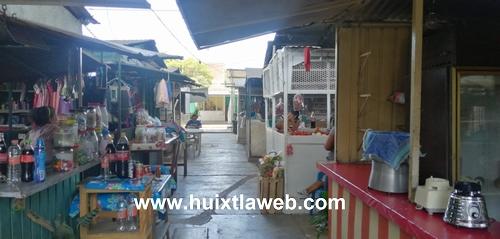 Rompen la imágen de la virgen en mercado de Huixtla