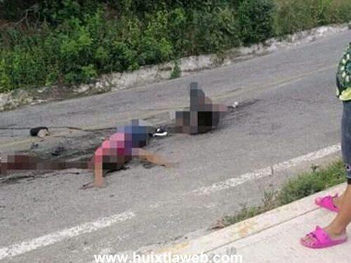 Muere motociclista atropellado en Motozintla