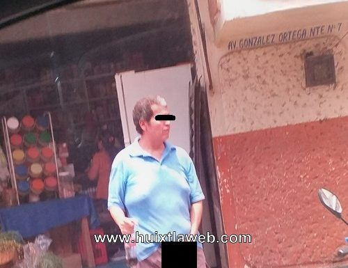 Comerciantes del mercado de Huixtla invadidos de borrachos