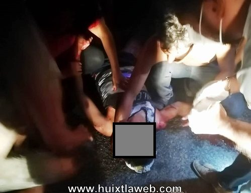 Tres lesionados al chocar motocicletas en zona cañera