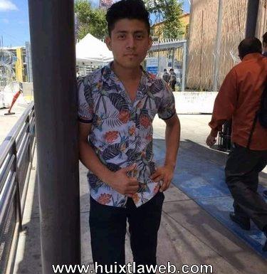 Huixtleco muere en accidente en Tijuana