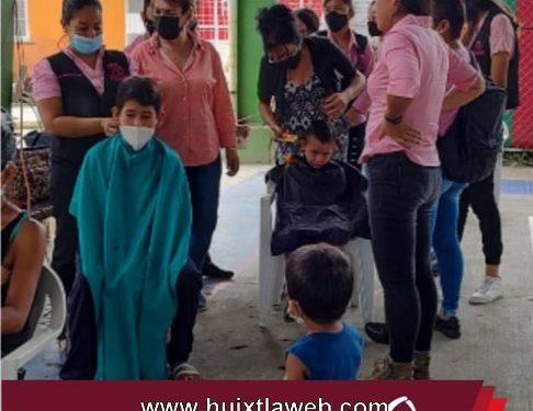 Gobierno de Huixtla continúa con actividades del programa «Yo cuido mi barrio»