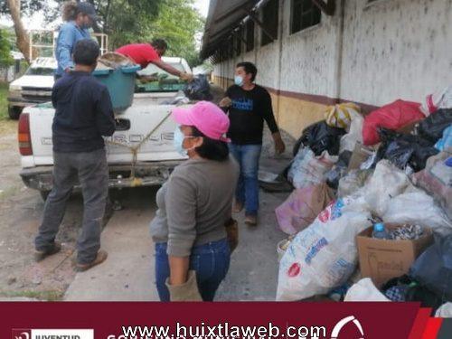Finaliza campaña de descacharrización en el municipio