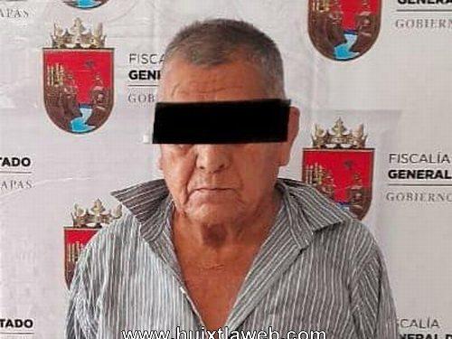 Detiene la FGE invasor de tierras en Tuzantán
