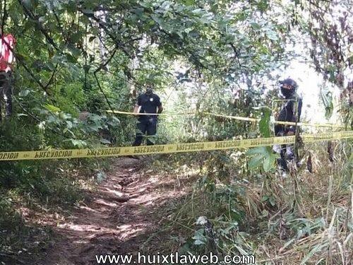 Encuentran cuerpo de jovencito comaltitleco colgado a un árbol