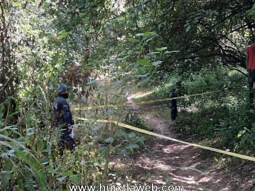 De 17 años el menor encontrado sin vida en villa Comaltitlán
