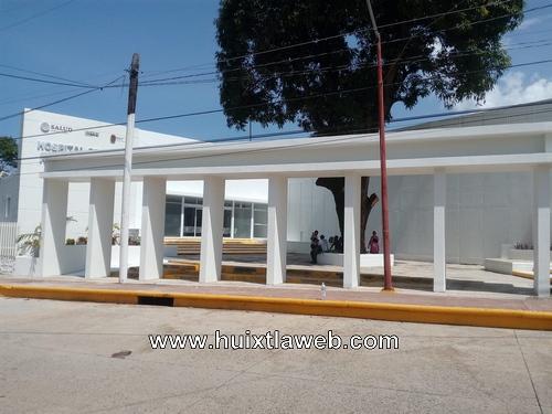 Sigue cerrado el hospital general de Huixtla