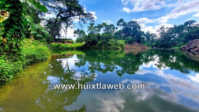 Lago de San Miguel rescate y convivencia con la naturaleza en Tuzantán