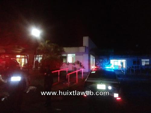 Desconocido muere atropellado Motozintla a Huixtla