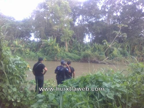 Encuentran cuerpo de una mujer sin vida en el rio en Mazatán