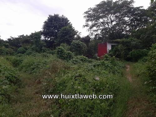 Invaden terreno de Fonhapo en Huixtla